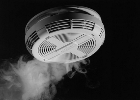 Adjustable Smoke Detector