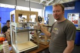 3D Printer From Type A Machines, Makes It Easier To Swap Upgraded Parts