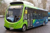 Buses Going Green In The UK