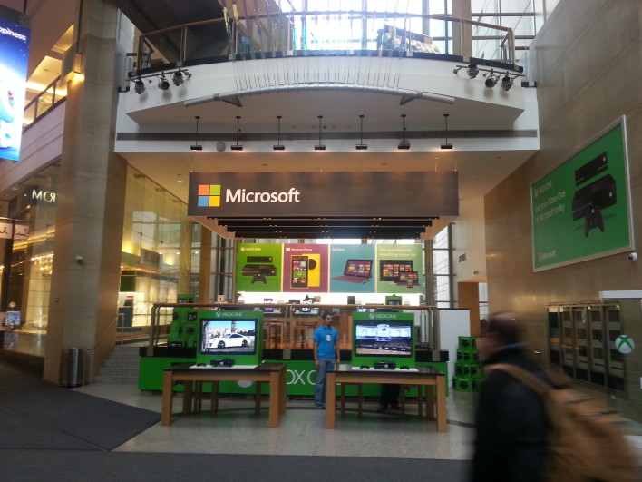 Microsoft Specialty Stores