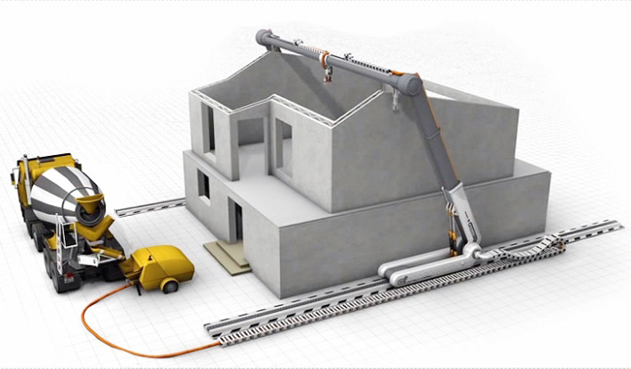 US Contractor Wants To Construct Entire Building With 3D Printer