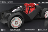 This is The 3D Printed Car Of The Future!
