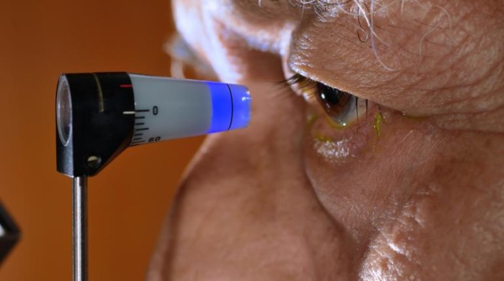 Eye Exams Could Detect Alzheimer's Disease Before Onset