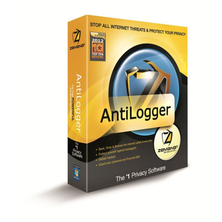 AntiLogger: Robust Protection From Unauthorised Access.