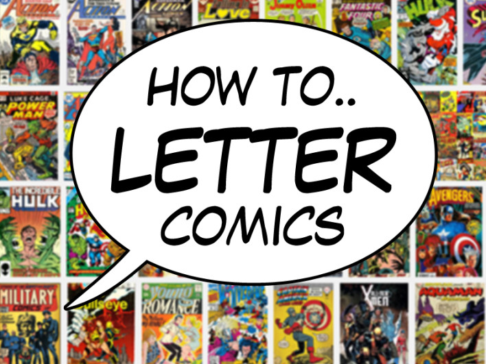 Lettering your comic correctly will have a massive impact.