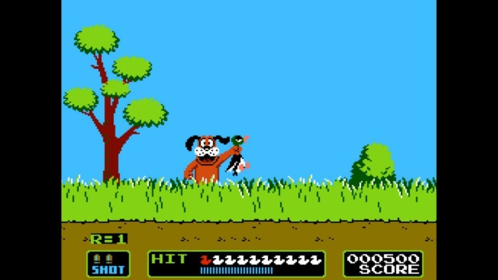 Duck Hunt Is Coming To The Wii U