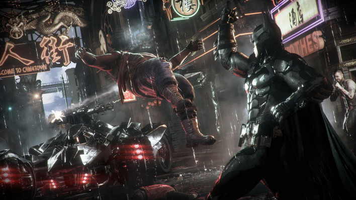 Batman Arkham Knight Goes Mature For The First Time