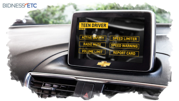 2016 Chevrolet Malibu To Feature Teen Driver Mode
