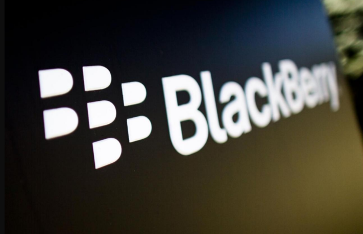 BlackBerry shares soar by 12% as software sales hit record